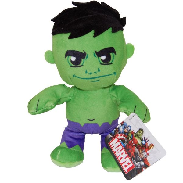 Papusa din plus Hulk; 20 cm