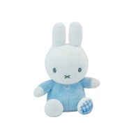 Papusa zornaitoare din plus Miffy Blue