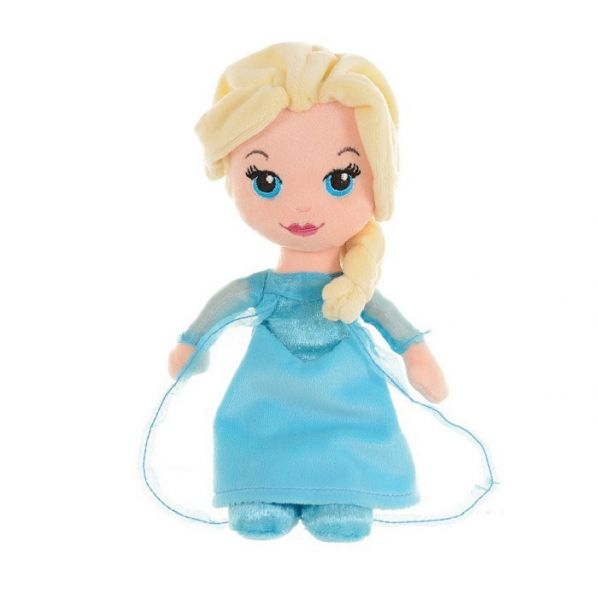 Papusa din plus Elsa; 20 cm
