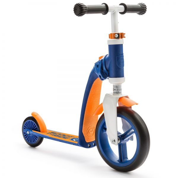 Trotineta 2-in-1 Scoot & Ride Highwaybaby 1-4 Ani; Blue / Orange