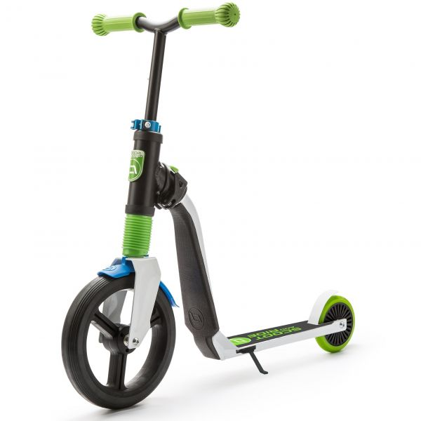 Trotineta 2-in-1 Scoot & Ride Highwayfreak 3-6 Ani; White / Green / Blue