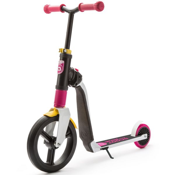 Trotineta 2-in-1 Scoot & Ride Highwayfreak 3-6 Ani; White / Pink / Yellow