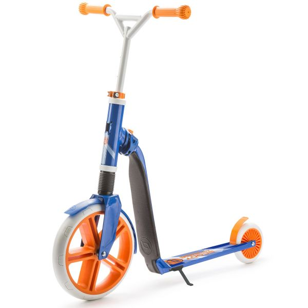 Trotineta 2-in-1 Scoot & Ride Highwaygangster 5+ Ani; White / Blue / Orange