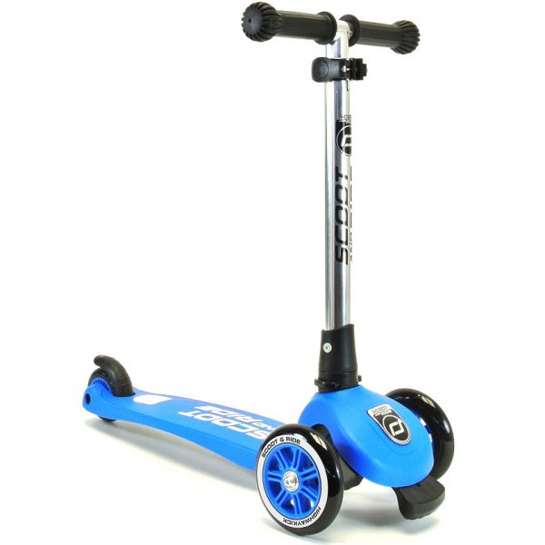Trotineta Scoot & Ride Highwaykick 3 Blue; 3-6 Ani