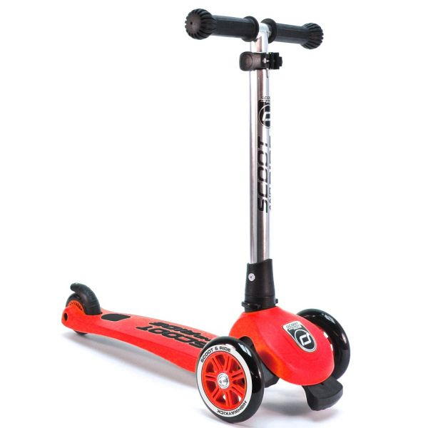 Trotineta Scoot & Ride Highwaykick 3 Red; 3-6 Ani