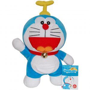 Jucarie din plus Doraemon laughing II, 29 cm