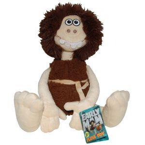 Jucarie din plus Dug, Early Man, 40 cm