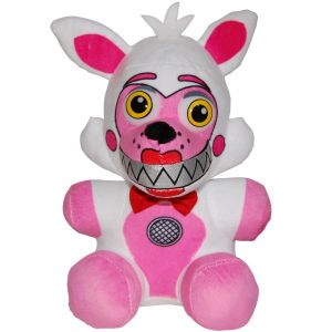 Jucarie din plus Funtime Foxy, Five nights at Freddy's, 21 cm