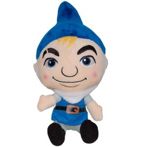 Jucarie din plus Gnomeo, Sherlock Gnomes, 32 cm
