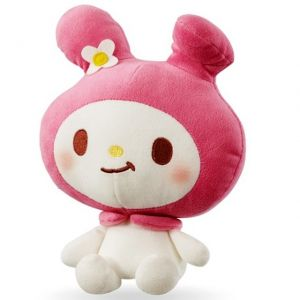 Jucarie din plus My Melody, Hello Kitty's Friends, 22 cm