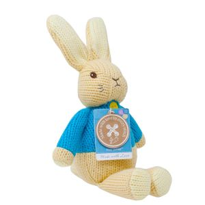 Jucarie Made with Love Peter Rabbit, 30 cm