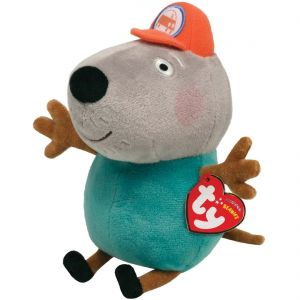 Jucarie din plus Grandad Dog, Peppa Pig, 15 cm