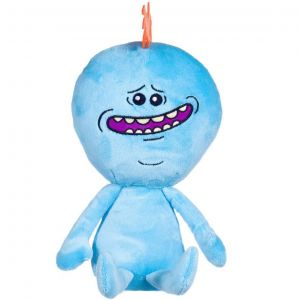 Jucarie din plus Mr. Meeseeks, Rick and Morty, 25 cm