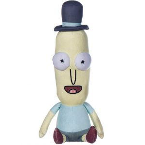 Jucarie din plus Mr. Poopybutthole, Rick and Morty, 32 cm