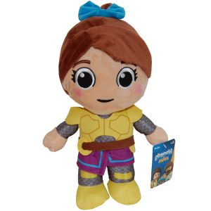 Jucarie din plus si material textil Marla, Playmobil Movie, 27 cm