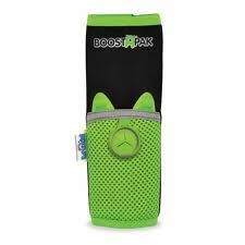 Seatbelt Pad Boostapak green