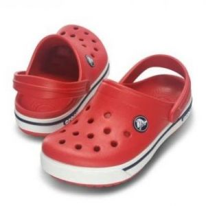 CROCBAND II.5 Red / Navy
