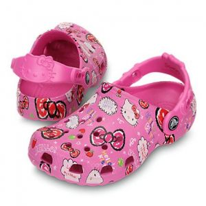 HELLO KITTY Good Time/Party Pink