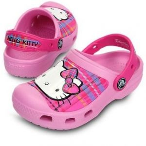 HELLO KITTY PLAID