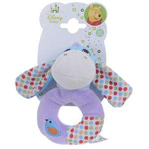 Jucarie bebe cu inel Magarusul, Winnie the Pooh
