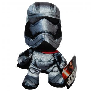 Jucarie din plus Star Wars Captain Phasma, 19 cm