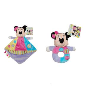 Set 2 jucarii bebe Minnie