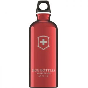 SWISS EMBLEM RED 0.6l