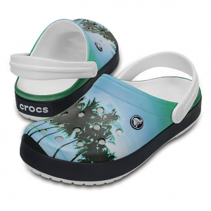 CROCBAN Tropics White