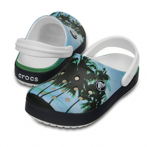 CROCBAND Graphic White