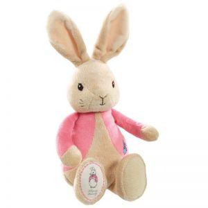 Jucarie din plus Flopsy Rabbit, 26 cm
