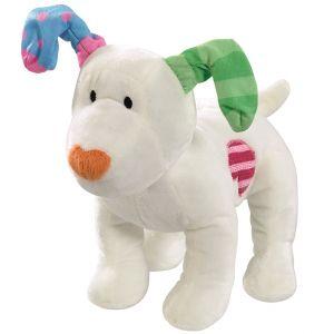 Jucarie din plus Snowdog, 20 cm