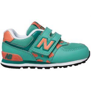 Pantofi sport NewBalance KG574 Turquoise