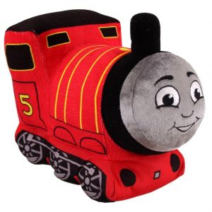 Thomas & Friends   Jucarie din plus vorbitoare James, 18 cm