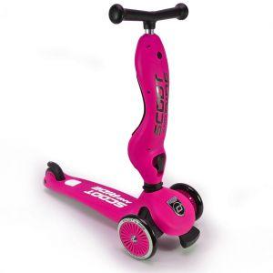 Trotineta 2-in-1 Scoot & Ride HighwayKick 1 Pink, 1-5 ani