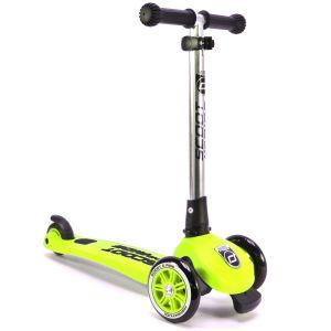 Trotineta Scoot & Ride HighwayKick 3 Lime, 3-6 ani