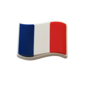 Jibbitz France Flag