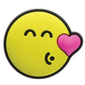 Jibbitz Kissing Smiley