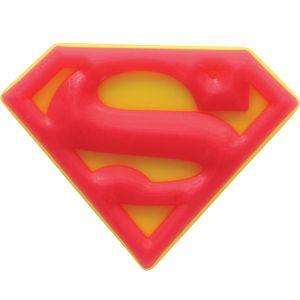Jibbitz Superman Logo