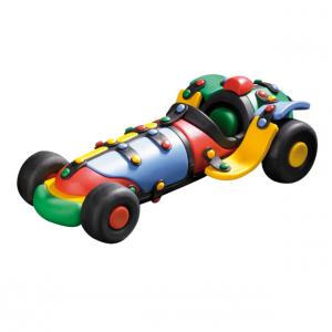 Jucarie de construit 3D Masina de curse 089.021, 25 cm