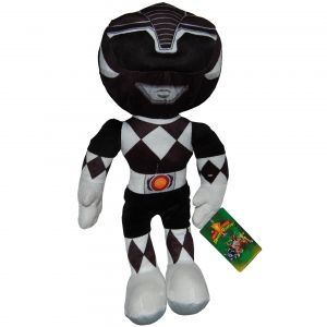 Jucarie din plus Black Ranger, Power Rangers, 37 cm