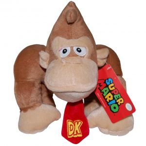 Jucarie din plus Donkey Kong, 23 cm
