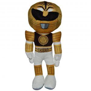 Jucarie din plus Gold Ranger, Power Rangers, 37 cm