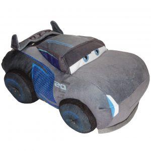 Jucarie din plus Jackson Storm, Cars, 25 cm