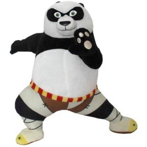 Jucarie din plus Kung Fu Panda 3 in actiune, 20 cm