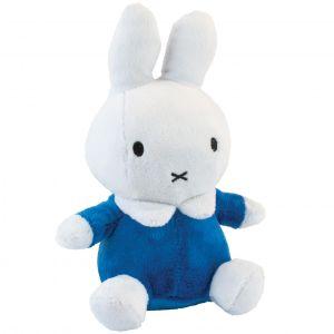 Jucarie din plus Miffy Blue, 22 cm