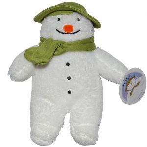 Jucarie din plus Snowman, 16 cm