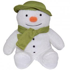 Jucarie din plus Snowman, 20 cm
