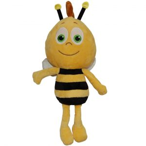 Jucarie din plus Willy, Maya the Bee, 31 cm