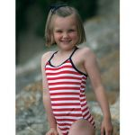 COSTUM BAIE Red White