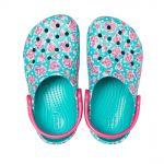 CLASSIC KIDS | Graphic Tropical Teal